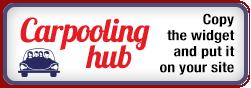 pulsante carpooling hub big